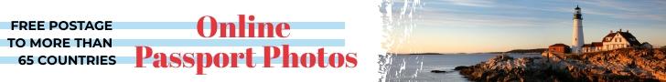 Online passport photos