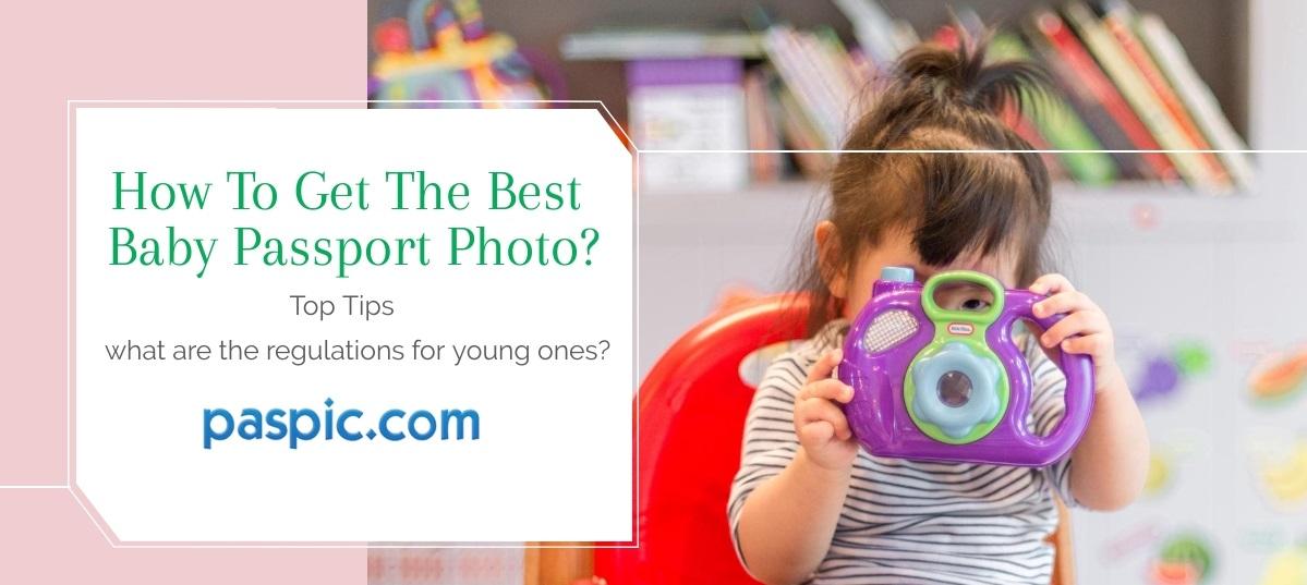 Best Baby Passport Photo
