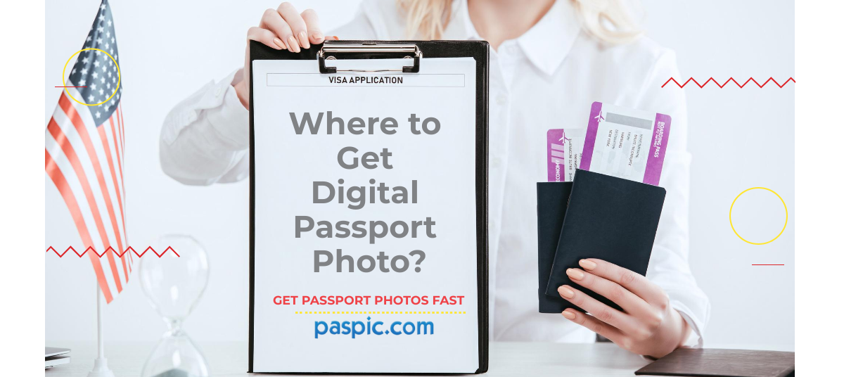Get Digital Passport Photo